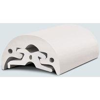 Radial Bottazzo in PVC Bianco mm. 52 x 16 mt.