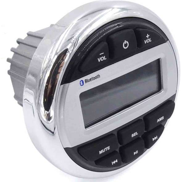Radio Stereo tondo T-Sound 4x50W