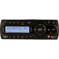 Radio-CD Stereo Aquatic AV iPod ready