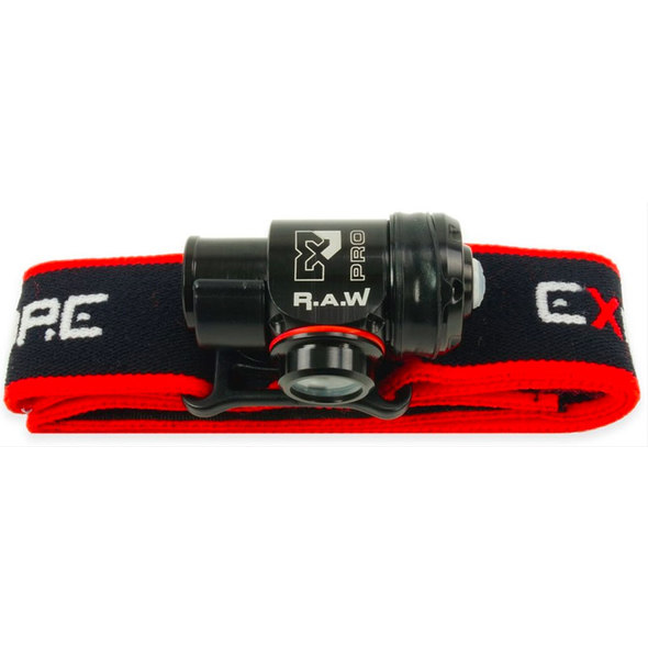 Raw Pro Luce Frontale Exposure Lights