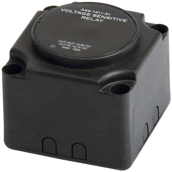 Relay caricabatteria sensibile al voltaggio