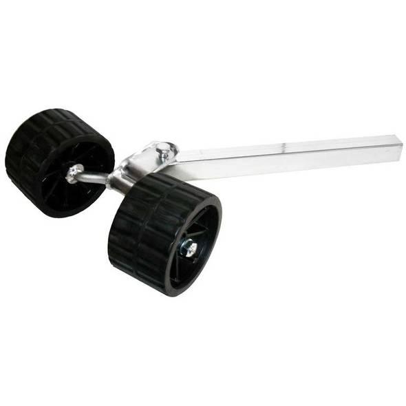 Rullo basculante laterale rialzato tubo 40 mm