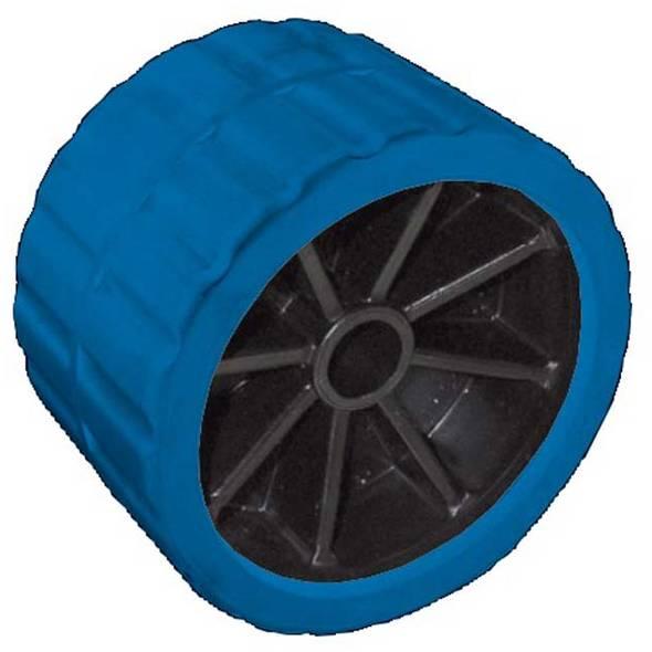 Rullo laterale in Pvc-Gomma per carrelli