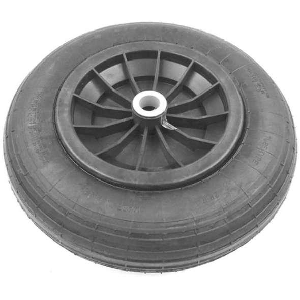Ruota ricambio carrelli 360 mm