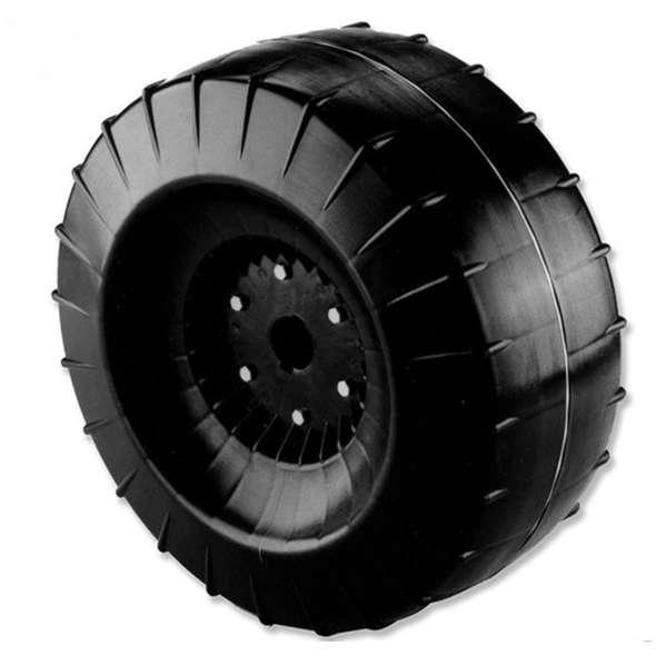 Ruota ricambio carrelli 390 mm