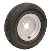 Ruote pneumatiche carrelli alta velocità