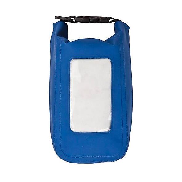 Sacca stagna AMPHIBIOUS Mini Window Blu