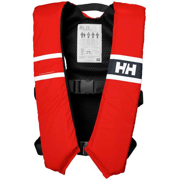 Salvagente Helly Hansen Comfort Compact 50 N - Rosso