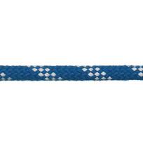 """Scotta """"Genoa"""" a doppia treccia 8 mm - Blu"""