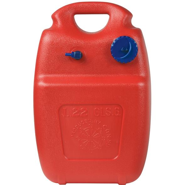Serbatoio carburante portatile Alfa lt 22