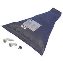 Serbatoio flessibile per acque nere lt.50 - Triangolare