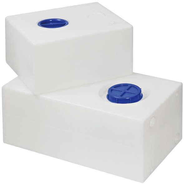 Serbatoio rigido per acqua in polietilene lt 54