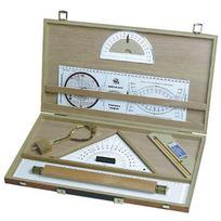 Set carteggio in valigetta legno