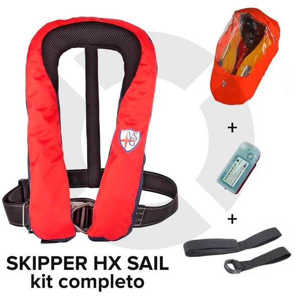 Skipper HX 150N Sail - Sprayhood - Sottogamba - Luce