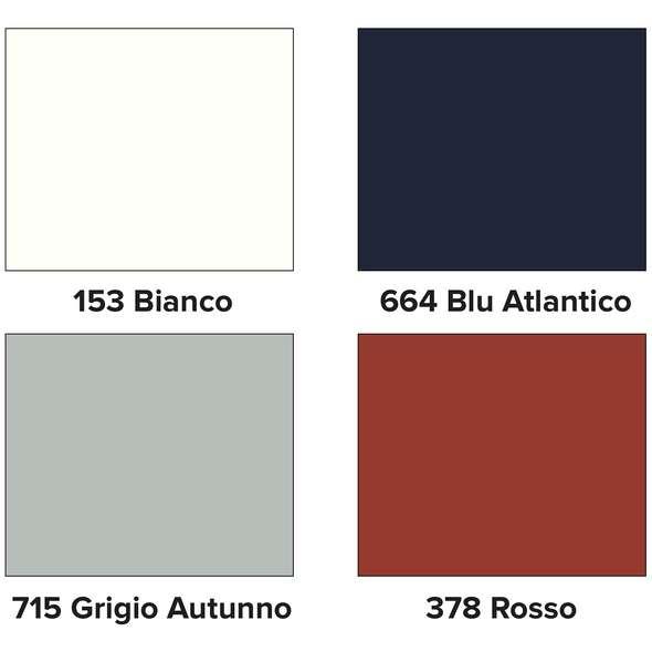 Smalto Veneziani Gel Gloss Pro Bianco