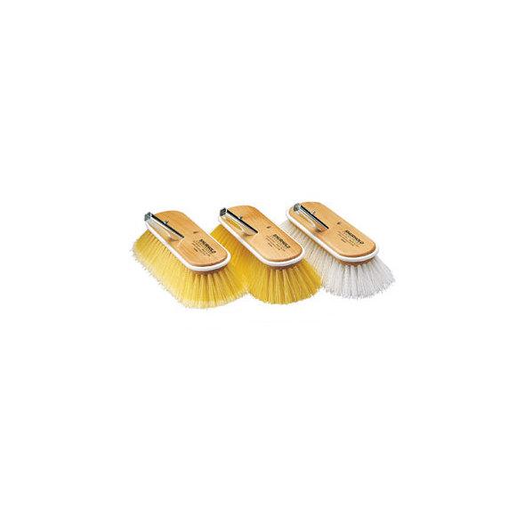 Spazzola Shurhold 10 setola media gialla (poliestere)