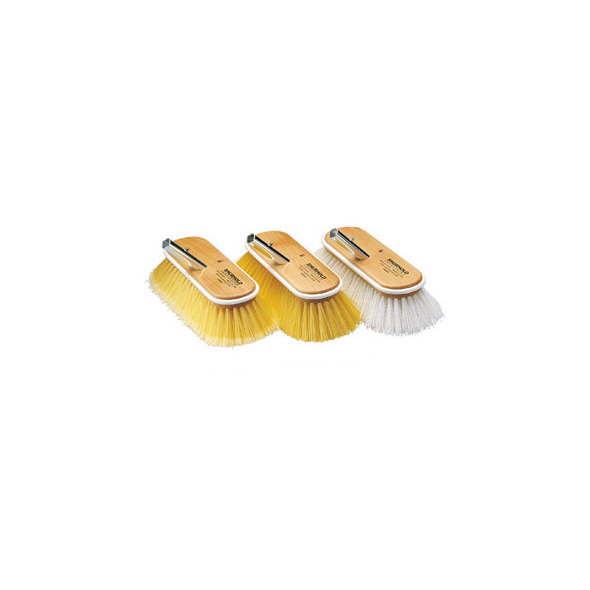 Spazzola Shurhold 10 setola morbida gialla (poliestere)