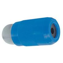 Spina impermeabile 50A blu