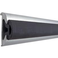 Supporto alluminio per bottazzo base mm 75