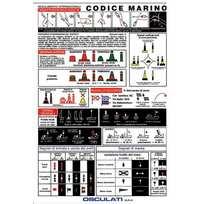 Tabella adesiva Regolamento navigazione 16 x 24 cm