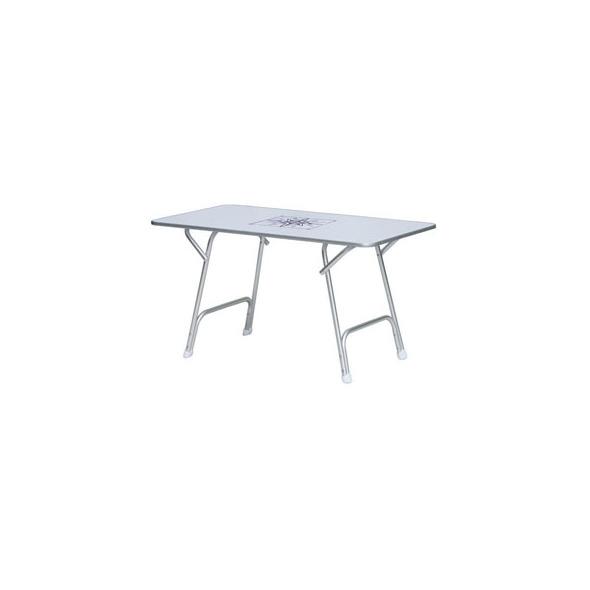 Tavolo pieghevole rettangolare 88x60