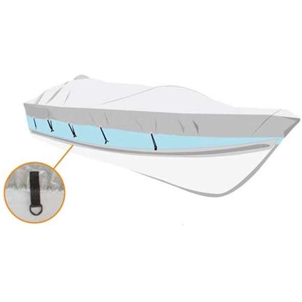 Telo copri barca Covy Line 427/488 cm