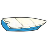 Telo copri barca doppia spalmatura