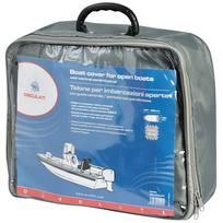 Telone per imbarcazioni aperte con guida centrale