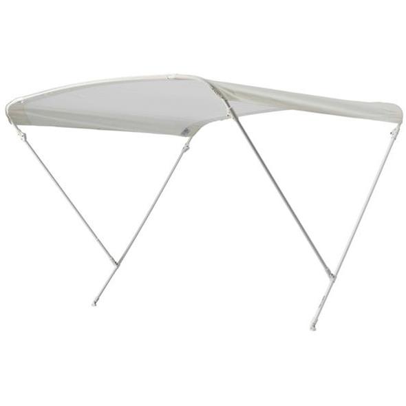 Tendalino 2 archi Elegance Mod. Alto Bianco 150 cm.