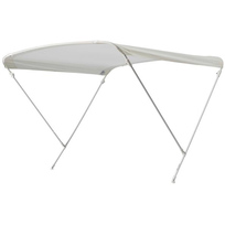 Tendalino Elegance 2 archi Bianco 130 cm