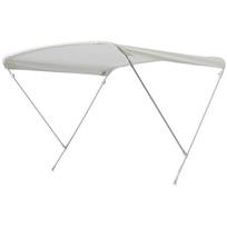 Tendalino Elegance 2 archi Bianco 150 cm