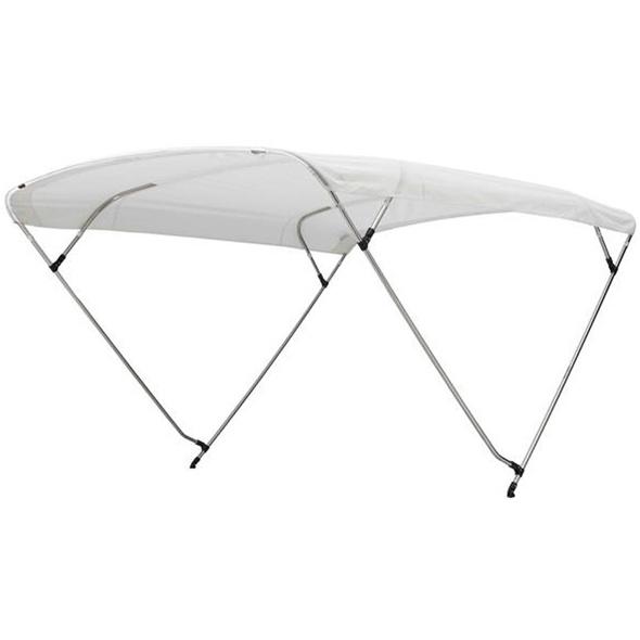 Tendalino Inox Sport 4 Archi Alto - Largh. cm 150 Bianco