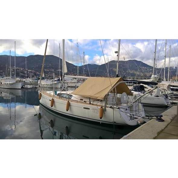 Tendalino per barche a vela CAGNARO cm 250 Bianco