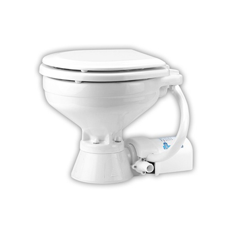 Slim Electric Toilet 12 V Osculati WC Elettrico Slim 12 V
