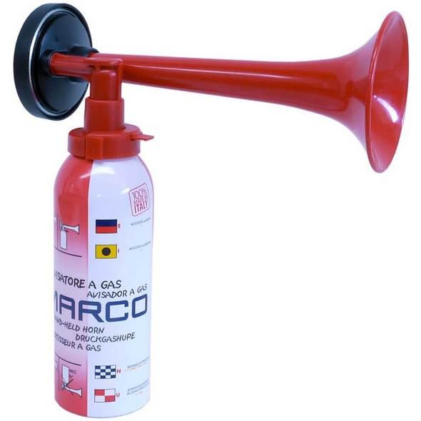 Tromba - Avvisatore acustico a gas