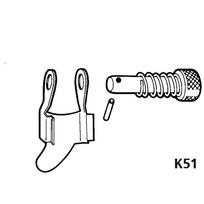 Ultraflex K51 kit adattatore