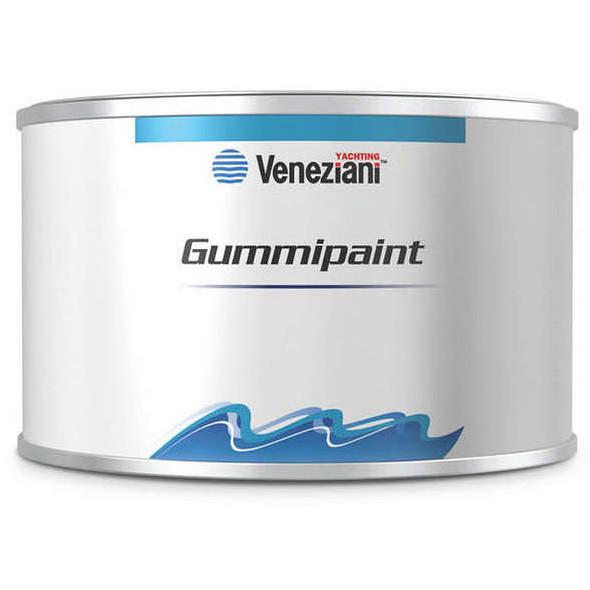 Veneziani Gummipaint Smalto Flessibile Gommoni Arancio - 0,5 lt