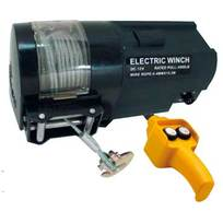 Verricello Trailer Winch 2000-12V