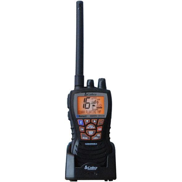 VHF Cobra Marine MR HH500 FLT BT EU