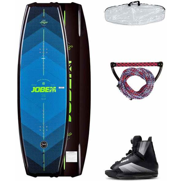 Wakeboard Jobe Logo 138 & Maze Bindings Package