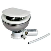 WC Elettrico Inox Pacifico - Tazza Compact