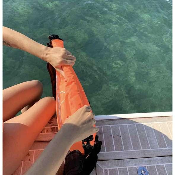 Zaino stagno gonfiabile SHARK