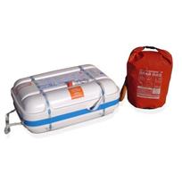 Zattera Eurovinil ISO 9650 + Grab Bag