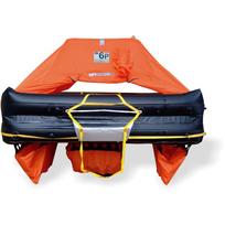Zattera Eurovinil ISO 9650 + Grab Bag Valigia