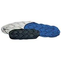 Zerbino nylon intrecciato Blu 72x37